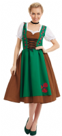 Traditoinal Bavarian Girl Costume (4157)